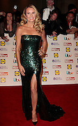 Pride of Britain Awards 2014 Red Carpet Arrivals at The Grosvenor House Hotel, London<br /> <br /> Photo Shows: Amanda Holden<br /> ©Exclusivepix