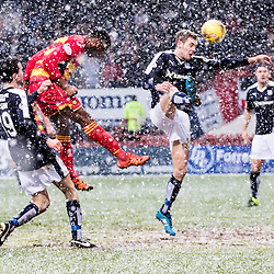 Partick Thistle v Dundee | Scottish Premiership | 16 January 2016
