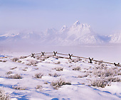 Grand Teton National Park - Winter