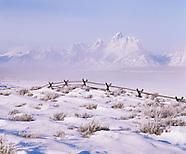 Grand Teton National Park - Winter