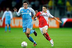 29-08-2009 VOETBAL: FC UTRECHT - SPARTA: UTRECHT<br /> Utrecht wint met 2-0 van Sparta / Dries Mertens en Kevin Strootman<br /> ©2009-WWW.FOTOHOOGENDOORN.NL