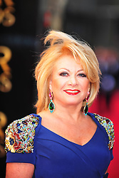 © Licensed to London News Pictures. 15/04/2012. London, England. Elaine Paige attends the 2012  Olivier Awards at The Royal Opera House in Covent Garden London on April 15th, England. Photo credit : ALAN ROXBOROUGH/LNP