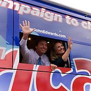 2007 Presidential Hopefuls in Iowa