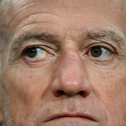 Didier DESCHAMPS coach of France during the Euro Cup Qualification - Group H match between France and Moldavie on November 14, 2019 in Saint-Denis, France. (Photo by Anthony Dibon/Icon Sport) - Stade de France - Paris (France)