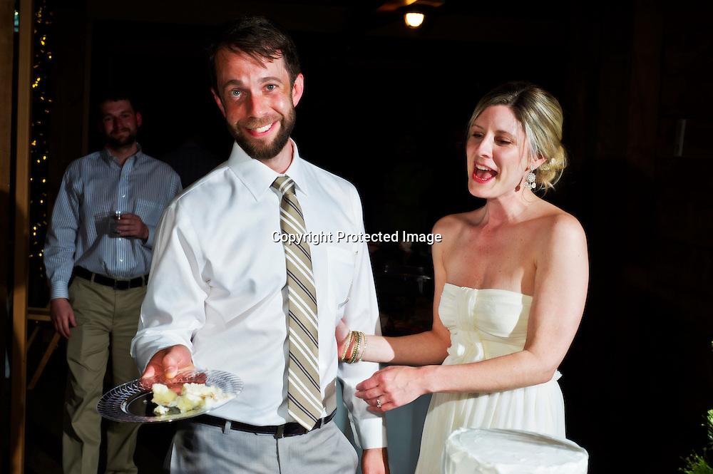 Wedding Photography of Whitney Hairston and Daniel Covington