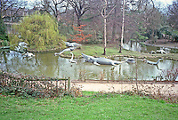 Dinosaur Gardens, South East London
