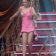 NLD/Naarn/20070331 - 1e Live uitzending Dancing with the Stars 2007, Aukje van Ginneken