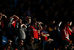 Bristol City supporters - Mandatory by-line: Phil Chaplin/JMP - FOOTBALL - Carrow Road - Norwich, England - Norwich City v Bristol City - Sky Bet Championship