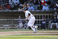 CHICAGO - APRIL 20:  Paul Konerko #14 of the Chicago White Sox bats against the Minnesota Twins on April 20, 2013 at U.S. Cellular Field in Chicago, Illinois.  The Twins defeated the White Sox 2-1 .  (Photo by Ron Vesely)   Subject:  Paul Konerko
