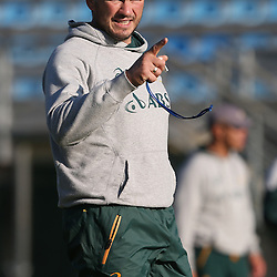 Stock images from 2014 South African management, <br />  Basil Carzis Conditioning Coach of South Africa <br />  (Photo by Steve Haag)