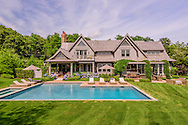Home designed by architect Fred Throo,  Little Noyac Path, Water Mill, NY