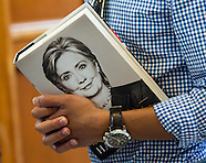 "Hillary Clinton Signs Her Books ""Hard Choices"""