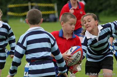 Child Victims Of Crime Tag Rugby Finals Day held at Rugby School