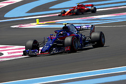 June 22, 2018 - Le Castellet, France - Motorsports: FIA Formula One World Championship 2018, Grand Prix of France, .#10 Pierre Gasly (FRA, Red Bull Toro Rosso Honda) (Credit Image: © Hoch Zwei via ZUMA Wire)
