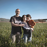 Silvia and Luca had decided to leave the chaos of Rome to raise their child, Libero, in the unspoiled nature. However, right after moving in, a few months after the birth of their son, they found out that a 70-meter-high transmission tower would be built within 50 meters from their house.<br />