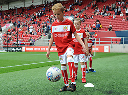 Mascot - Mandatory by-line: Nizaam Jones/JMP- 18/08/2018 - FOOTBALL - Ashton Gate Stadium - Bristol, England - Bristol City v Middlesbrough - Sky Bet Championship
