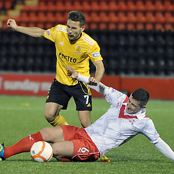 Airdrie United v Livingston | Scottish First Division | 9th November 2012