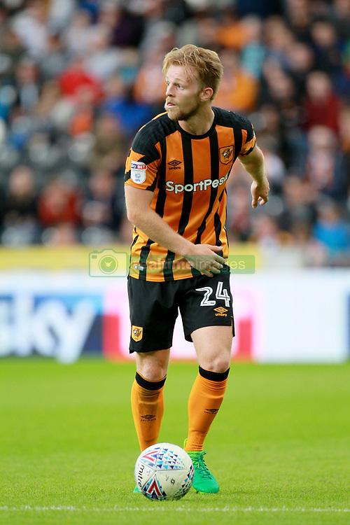 Hull City's Max Clarke