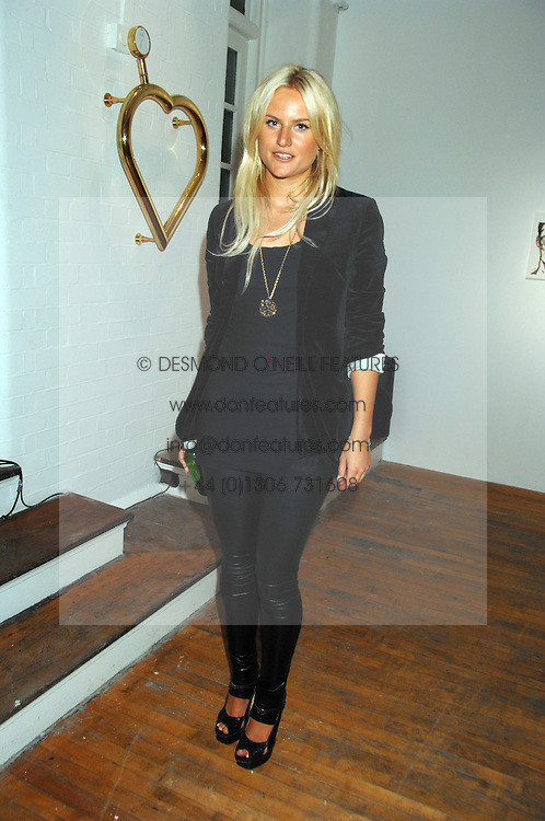 OLYMPIA SCARRY at a party to celebrate the opening of a new art gallery, 20 Hoxton Square, Hoxton Square, London on 27th April 2007.<br /><br />NON EXCLUSIVE - WORLD RIGHTS