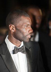 Wretch 32..Arrivals on the red carpet at the MOBO Awards 2011 at the SECC on October 5, 2011 in Glasgow, Scotland..Pic © Michael Schofield.