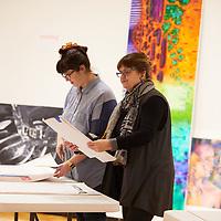 2018 UWL Juried Art Show Jurors Selection