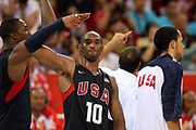 DESCRIZIONE : Beijing Pechino Olympic Games Olimpiadi 2008 Final Gold Medal 1-2 posto place Spain Usa <br /> GIOCATORE : Kobe Bryant <br /> SQUADRA : Usa <br /> EVENTO : Olympic Games Olimpiadi 2008 <br /> GARA : Spagna Usa <br /> DATA : 24/08/2008 <br /> CATEGORIA : Esultanza Super <br /> SPORT : Pallacanestro <br /> AUTORE : Agenzia Ciamillo-Castoria/E.Castoria <br /> Galleria : Beijing Pechino Olympic Games Olimpiadi 2008 <br /> Fotonotizia : Beijing Pechino Olympic Games Olimpiadi 2008 Final Gold Medal 1-2 posto place Spain Usa <br /> Predefinita :