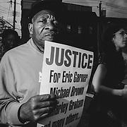 Eric Garner Rally - NY