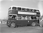 1957 Bus an Coat of Arms for CIE