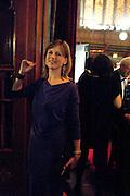 KATIE DERHAM, The 2009 Booker Prize dinner. Guildhall. London. 6 October 2009