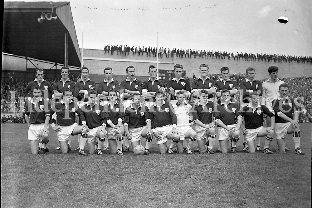 Galway Football Team 1964. (Part of Independent Newspapers Ireland/NLI Collection)
