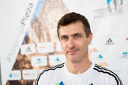 Gorazd Hren, coach of Slovenian National Climbing team before new season, on June 30, 2020 in Koper / Capodistria, Slovenia. Photo by Vid Ponikvar / Sportida