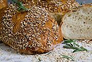 Fresh Challah bread