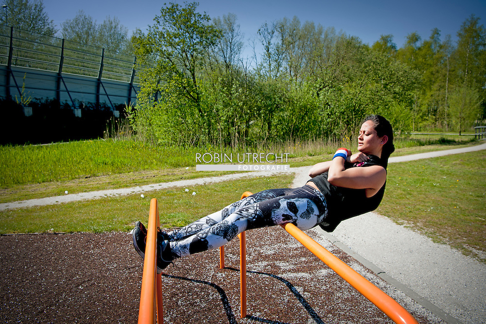 amsterdam - sport serie voor ad magazine buitensporten trainen . copyright robin utrecht