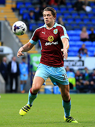 James Tarkowski of Burnley  - Mandatory by-line: Matt McNulty/JMP - 26/07/2016 - FOOTBALL - Macron Stadium - Bolton, England - Bolton Wanderers v Burnley - Pre-season friendly