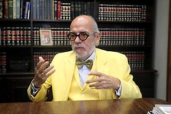 José Antônio Pinheiro Machado (Porto Alegre, 23 de novembro de 1949) é um jornalista, advogado e escritor brasileiro. Apresenta o programa Anonymus Gourmet e assina coluna semanal no caderno de Gastronomia do jornal Zero Hora desde 1999. FOTO: Dani Barcellos/ Agência Preview