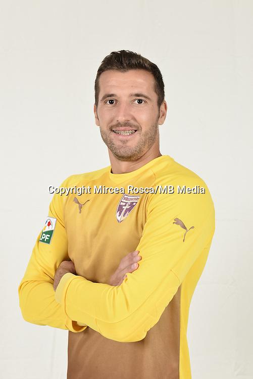Dragos Balauru, FC Voluntari