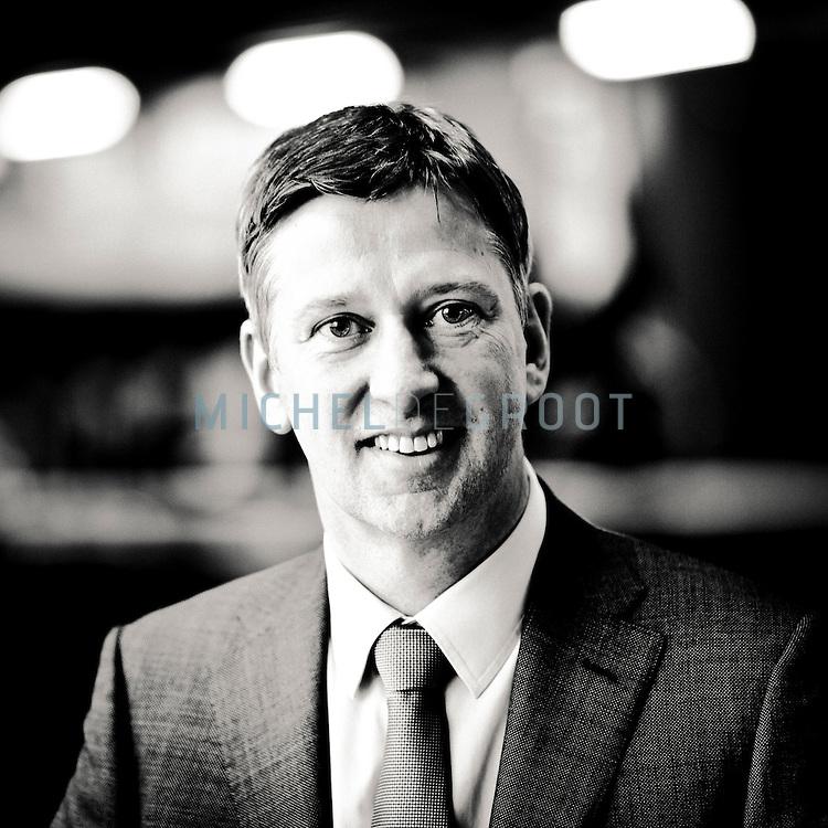 Frank Weijers, nieuwe CFO van Unilever in Rotterdam