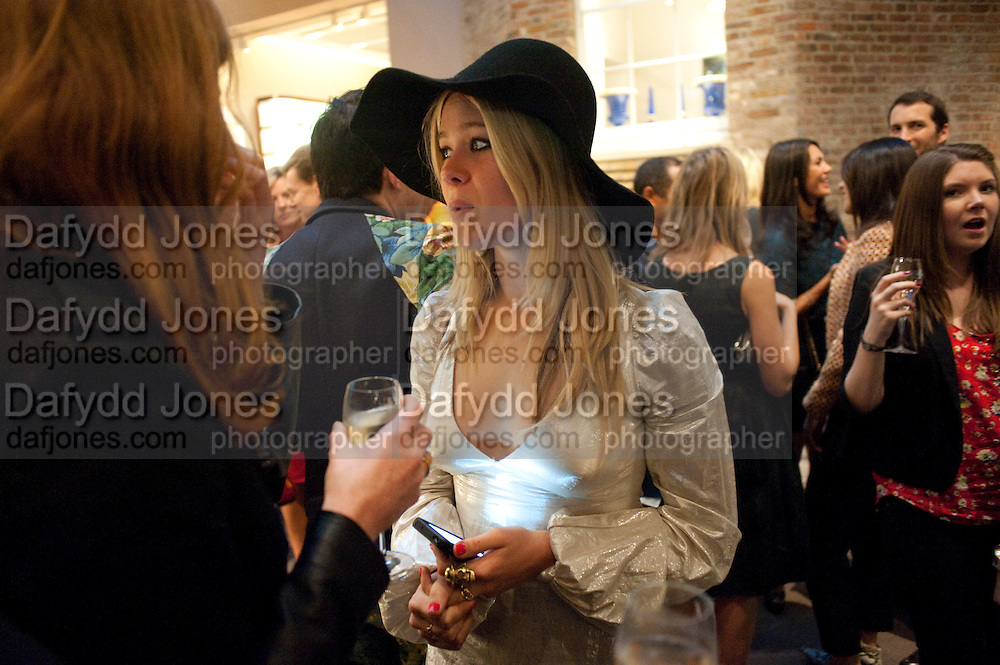JAZZY DE LISSER,  Vogue Fashion night out.- Alexandra Shulman and Paddy Byng are host a party  to celebrate the launch for Fashion&Otilde;s Night Out At Asprey. Bond St and afterwards in the street. London. 8 September 2011. <br />  <br />  , -DO NOT ARCHIVE-&copy; Copyright Photograph by Dafydd Jones. 248 Clapham Rd. London SW9 0PZ. Tel 0207 820 0771. www.dafjones.com.<br /> JAZZY DE LISSER,  Vogue Fashion night out.- Alexandra Shulman and Paddy Byng are host a party  to celebrate the launch for Fashion&rsquo;s Night Out At Asprey. Bond St and afterwards in the street. London. 8 September 2011. <br />  <br />  , -DO NOT ARCHIVE-&copy; Copyright Photograph by Dafydd Jones. 248 Clapham Rd. London SW9 0PZ. Tel 0207 820 0771. www.dafjones.com.