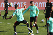 Portugal training session for WC2018 qualifier - 09 October 2017
