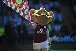 VILLA MASCOT, Aston Villa v Brighton &amp; Hove Albion Sky Bet Championship Villa Park, Brighton Promoted to Premiership Sunday 7th May 2017 Score 1-1 <br /> Photo:Mike Capps