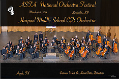 Harpool Middle School CD Orchestra