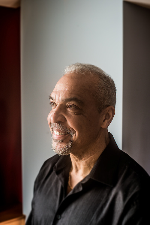 Charles Smith, Playwright. ©Ohio University / Photo by Ben Siegel