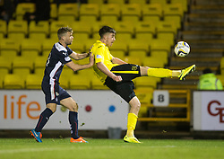 Livingston 0 v 1 Falkirk, Scottish Championship played13/12/2014 at The Energy Assets Arena.