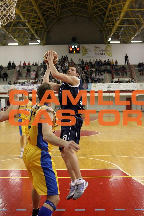 DESCRIZIONE : Fidenza Lega A Dilettanti 2009-10 Siram Fidenza Fortitudo Bologna<br /> GIOCATORE : Marko Micevic<br /> SQUADRA : Fortitudo Bologna<br /> EVENTO : Campionato Serie A Dilettanti 2009-2010 <br /> GARA : Siram Fidenza Fortitudo Bologna<br /> DATA : 31/01/2010 <br /> CATEGORIA : Tiro<br /> SPORT : Pallacanestro <br /> AUTORE : Agenzia Ciamillo-Castoria/D.Vigni<br /> Galleria : Lega Nazionale Pallacanestro 2009-2010 <br /> Fotonotizia : Fidenza Lega A Dilettanti 2009-2010 Siram Fidenza Fortitudo Bologna<br /> Predefinita :