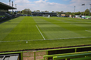 General stadium view during the Vanarama National League Play Off second leg match between Forest Green Rovers and Dagenham and Redbridge at the New Lawn, Forest Green, United Kingdom on 7 May 2017. Photo by Shane Healey.