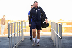 Graham Coughlan arrives at The Hive prior to kick off - Mandatory by-line: Ryan Hiscott/JMP - 11/11/2018 - FOOTBALL - The Hive - Barnet, England - Barnet v Bristol Rovers - Emirates FA Cup first round proper