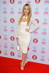 Ola Jordan attends the Tesco Mum of the Year Awards 2014. The Savoy Hotel, London, United Kingdom. Sunday, 23rd March 2014. Picture by Chris Joseph / i-Images