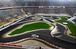 MOTORSPORT: Race of Champions 2010, Duesseldorf, 26.11.2010<br />Illustration, Esprit Arena<br />© pixathlon
