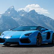 Lamborghini Giro 2016 (Utah, Idaho Wyoming)