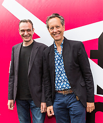 Richard E Grant attends a photo-call at the Edinburgh International Film Festival